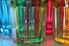 Üvegpoharak